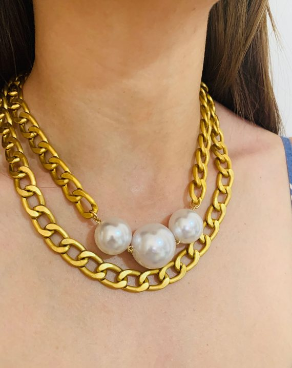 Collar channell